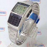 Dbc-32d-1adf Relógio Casio Databank Calculadora 25 Memorias