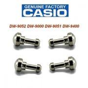 Pino Decorativo Cromado Casio G-Shock DW-9052 DW-9000 DW-9051 DW-9400 (4 UNID)