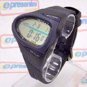 Chr-100-1vdr Relógio De Pulso Casio Phys C/ Monitor Cardíaco