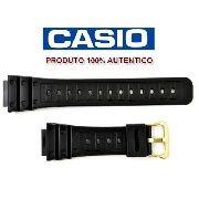 Pulseira Dw-5600C Dw-5700c Dw-5200 SWC-05 Casio G-Shock  Série Ouro  (ANTIGO / Fundo Rosca)*