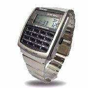 Relógio Casio Retrô Vintage Calculadora Ca-506-1df Autêntico