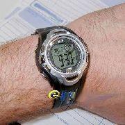 Ti5k278n Relógio Timex Sports, Prova D'água, Cronômetro