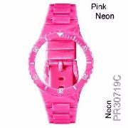 Pr30719c Pulseira Avulsa Original Champion Avulsa Pink Neon
