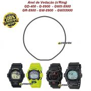 Anel de Vedação  (Packing/O'ring) Casio Gshock G-8900, GD-400, GLS-8900,GR-8900, GWX-8900