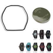 """Anel de Vedação O""""Ring + Bateria Relógio Casio G-7700,  G-7710"""