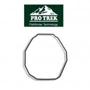 Anel de Vedação (Packing/O'ring) Casio Protrek  PAG-240.  PAW-2000,  PRG-200,PRG-240, PRG-250,   PRG-260, PRX-2500, PRW-2000
