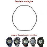 """Anel de Vedação traseiro ( O""""Ring) Casio Protrek PAG-80, PRG-80, PRG-90, PAW-1100, PAW-1200, PRW-1200, SPW-1000"""