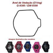Anel Vedação O'ring Casio G-shock G-9300 e GW-9300 (TODOS)