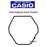 Anel Vedação O'ring Casio Protrek PAG-110, PRG-110, PRG-120,  PRG-130, PAW-1300, PAW-1400,  PAW-1500, PRW-1300, PRW-1500