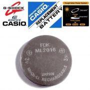 Bateria Solar (Capacitor) ML2016 para Casio GW200 GW225 G2300