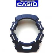 Bezel Azul Escuro Casio G-shock G-2110-2v Original *