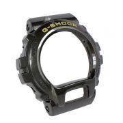 Bezel (Capa) Casio G-shock DW-6900BR-5 Marrom Escuro Brilhante