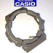 Bezel Capa Casio G-shock Gac-100-8a Cinza *