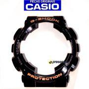 Bezel Capa Casio G-shock GD-100HC-1 Preto Brilhante - 100% Original