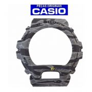 Bezel Capa Casio G-shock GD-X6900TC-8 GD-X6900CM-8 Cinza 100% Original
