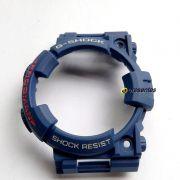 Bezel (capa) Casio G-Shock GF-1000NV-2 E GWF-1000NV-2 Azul Escuro fosco