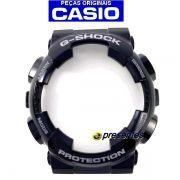 Bezel Capa Casio G-shock Preto Brilhante Ga-120b-1a - 100% Original