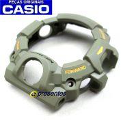 Bezel Capa Casio G-Shock Rangeman  GW-9400-3 Verde -  Peça 100% Original