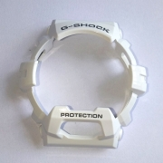 Bezel Capa G-8900A-1 Casio G-Shock Branco Verniz