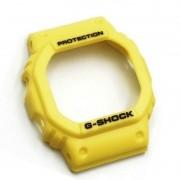 Bezel Capa G-shock Amarelo  Dw-5600fs-9 DW-5600P-9
