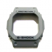Bezel Capa G-shock Original DW-D5600P-8 Resina cinza