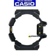 Bezel Capa GBA-400-1A9 Preto Brilhante Casio G-shock - Peça Original
