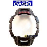 Bezel Capa Gw-300 GW-301 Preto Casio G-shock - 100%  Original