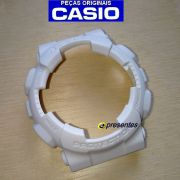 Bezel Casio G-shock Branco Fosco GA-110BC-7A GD-100WW-7A *