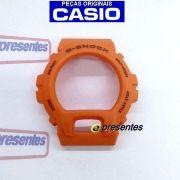Bezel Casio G-Shock  DW-6900mm-4 LARANJA FOSCO