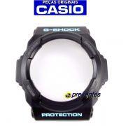 Bezel Casio G-shock Ga-300BA-1a Preto semi-brilhante