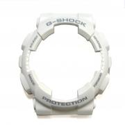 Bezel Casio G-shock GAX-100A-7 Branco Fosco Original