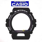 Bezel Casio GD-X6900-7 G-shock Preto Fosco - Peça Original