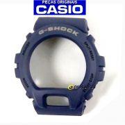 Bezel DW-6900HM-2 Azul Fosco Casio G-Shock 100% Original