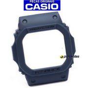 Bezel G-5600 GW-M5610 Azul Naval Casio G-shock - Peças Originais