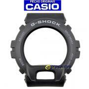 Bezel G-6900-1 GW-6900-1 Casio G-shock Preto fosco
