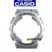 Bezel Ga-110TS-8A3 Casio G-Shock Cinza Claro *
