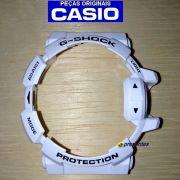 BEZEL GA-400-7A Branco Brilhante Casio G-shock 100% Original