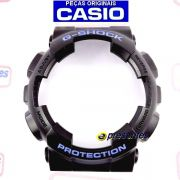 Bezel GD-120N-1B2 Casio G-shock Semi Brilhante