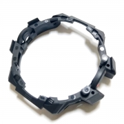 Bezel Inferior GW-A1000 Casio G-Shock Resina Preta