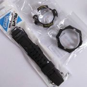 Bezel Interno + Bezel Externo + Pulseira Casio G-Shock GA-1000