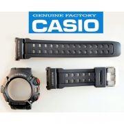 Bezel + Pulseira Casio G-shock Mudman G-9000-1v 100% ORIGINAL