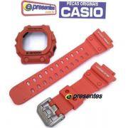 Bezel + Pulseira Casio G-shock Laranja GX-56-4,  GXW-56-4 - 100%original