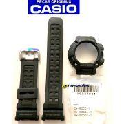 Bezel + Pulseira Gw-9000 Casio G-shock Mudman- 100% ORIGINAL