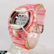 BG-1001-4avdr Relógio Feminino Casio G-shock Baby-G Rosa