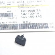 Botão Lateral Casio G-shock GA-100B-7A GD-100-1A GA-100-1A2  (4H) E (10H)