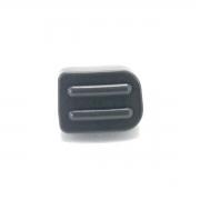 Botão Lateral Relógio Casio G-shock DW-9052-2V Cinza