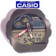 Circuito Interno Casio Aqf-102w-7  Dysplay Positivo Modulo 4738