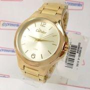 Co2035KoK/4X Relógio Feminino Condor Dourado 42mm largura