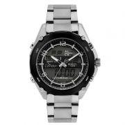 COY121E6AC-3P  Relógio Masculino Condor Ana-Digi Aço Inox Luz WR100
