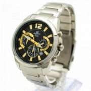 EFR-535D-1A9 Relogio Casio Cronografo Aço Preto/ Dourado